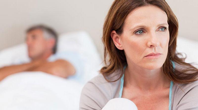 علت خشکی واژن هنگام رابطه جنسی و درمان آن