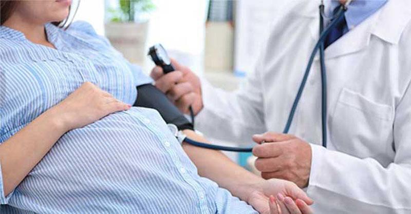 مسمومیت بارداری یا پره اکلامپسی حاملگی