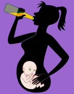 مصرف الکل و سندرم جنین الکلی
