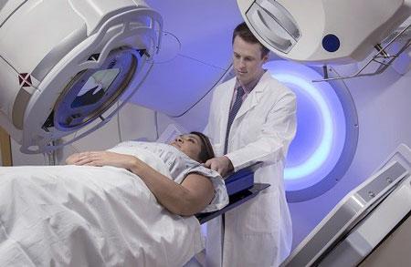 پرتودرمانی سرطان سینه