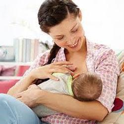 شیردهی به نوزاد و ام اس
