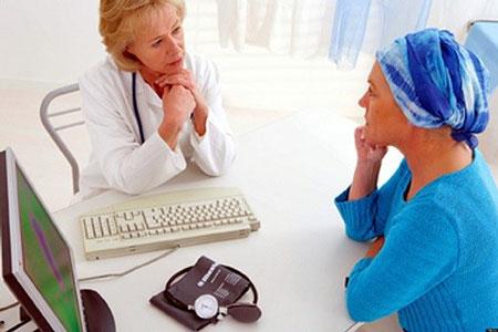 تشخیص سرطان تخمدان
