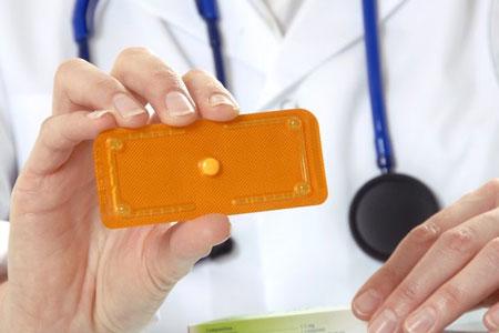 مصرف قرصهای ضدبارداری