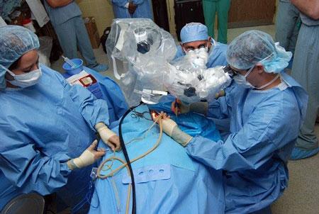درمان جراحی بالا بودن پرولاکتین