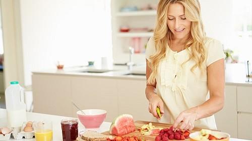 خوراکی های مفید برای باروری