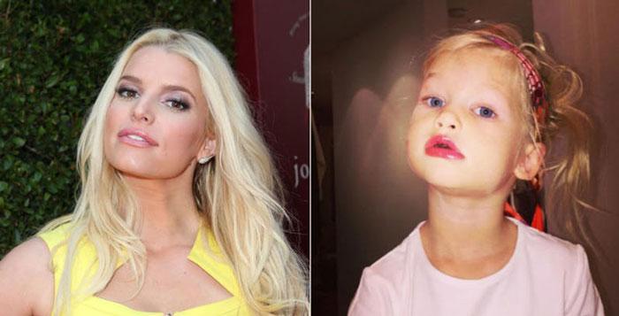شباهت ظاهری بچه