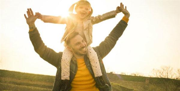 قدرت ماجراجویی و ریسک کردن از پدر به ارث می رسد