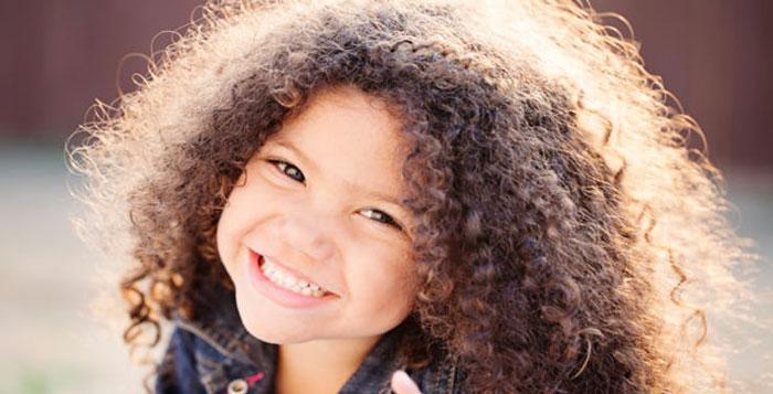 موی فر ارثی است - موی فر از مادر به ارث می رسد - موی فر از پدر به ارث می رسد