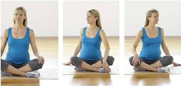 ورزش های ماه اول حاملگی