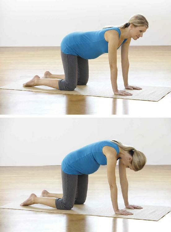 ورزش مناسب ماه هشتم حاملگی