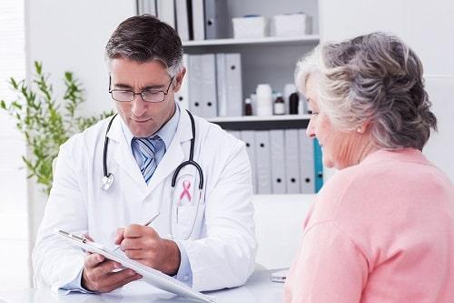 آمادگی برای ملاقات با پزشک برای درد سینه