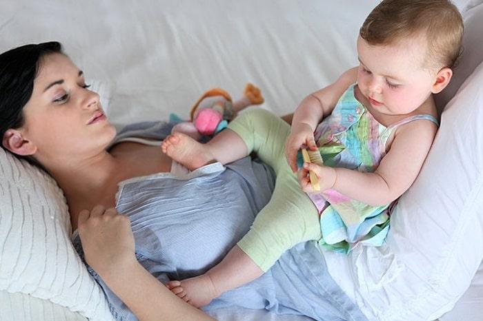 اولین پریودی در دوران شیردهی و تأثیر آن بر کودک