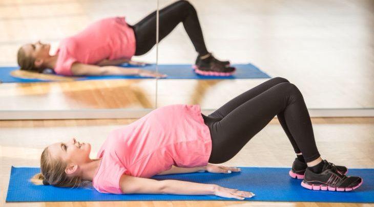 ورزش کنید برای درمان رگ های واریس در بارداری