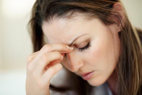 انواع سردردها در دوران قاعدگی